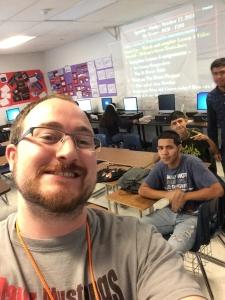 Classroom Selfie